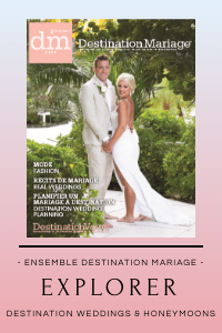 Ensemble Destination Vows Magazine